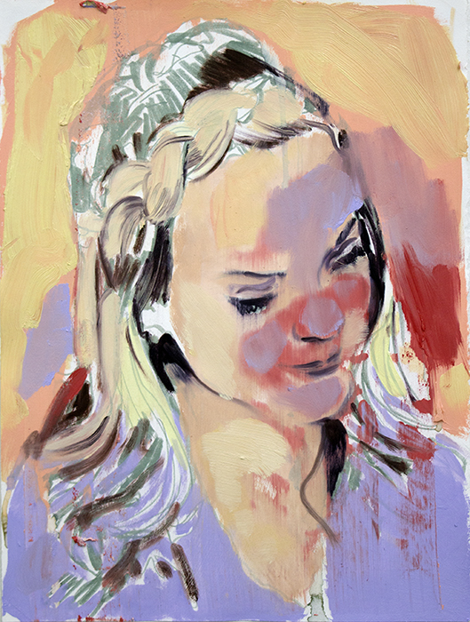 limited edition prints, bartosz beda editions, bartosz beda art, bartosz beda limited prints, print, girl, portrait