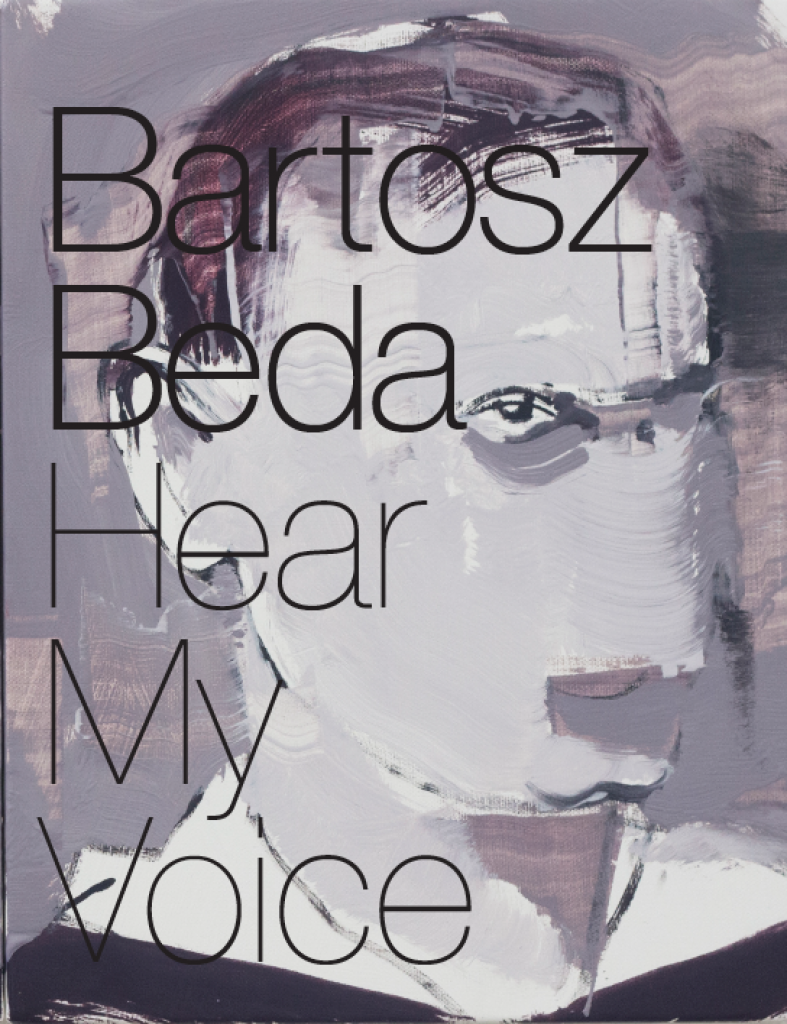 catalog, art book, hear my voice