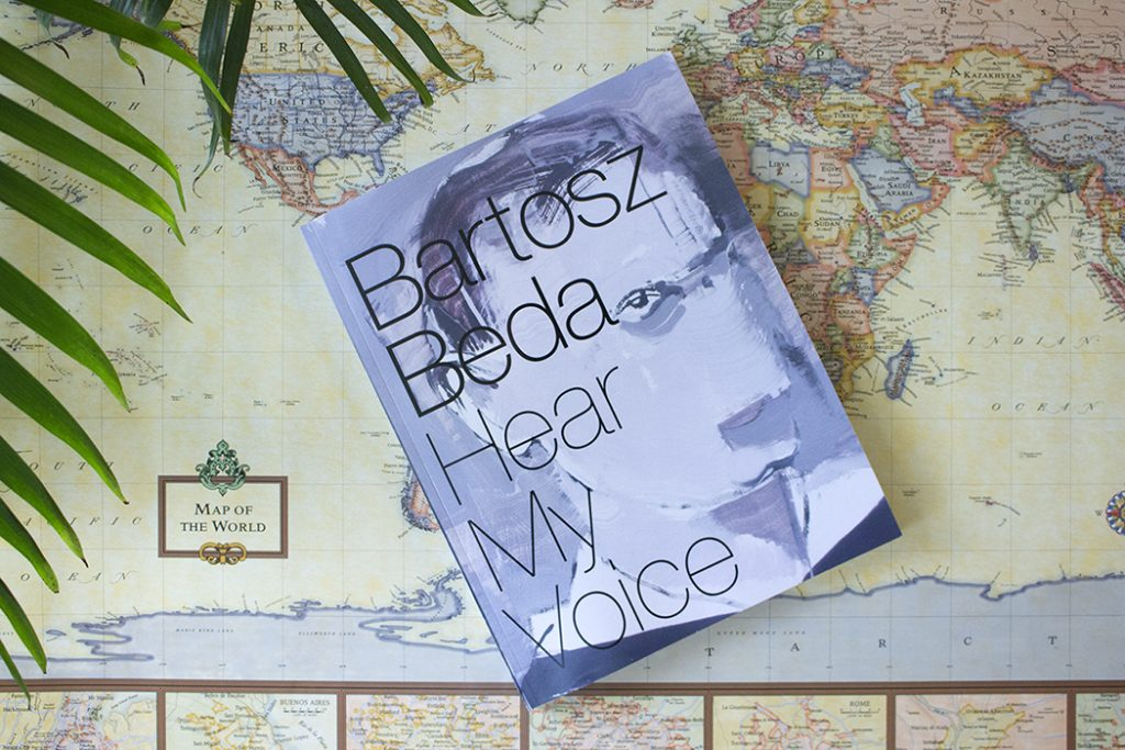 catalog, art book, hear my voice, bartosz beda 2