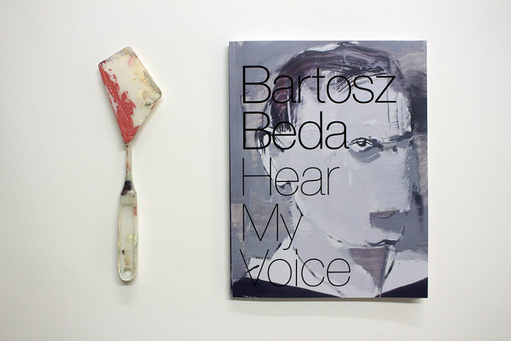 catalog, art book, hear my voice, bartosz beda 4